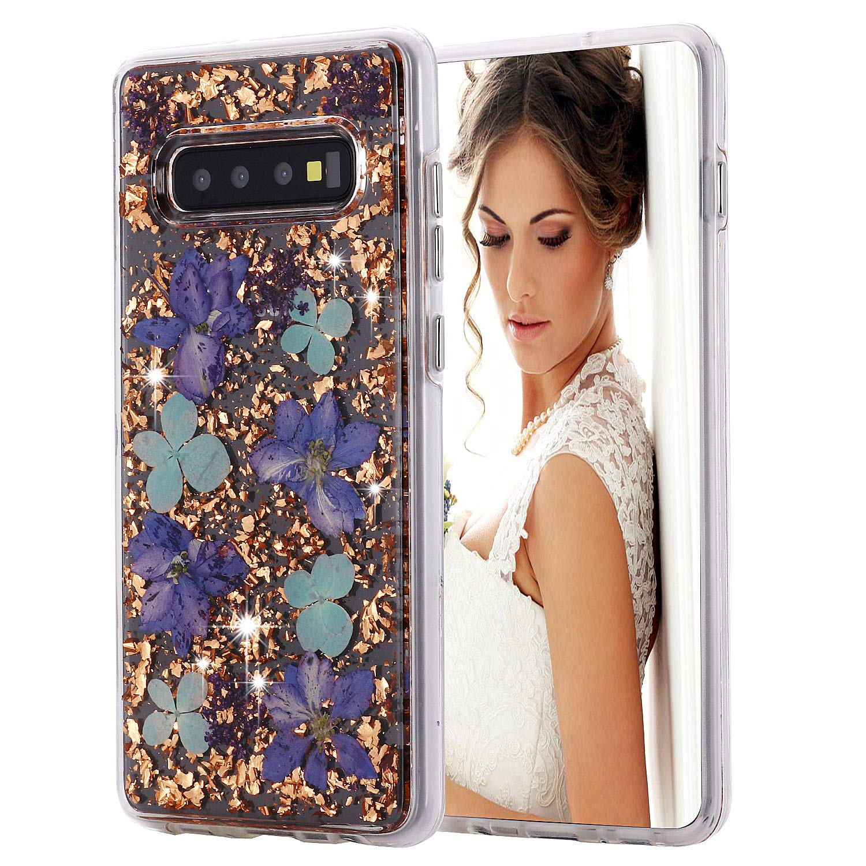 Funda para Samsung S10 Glitter INKOMO (7PWD5GG7)
