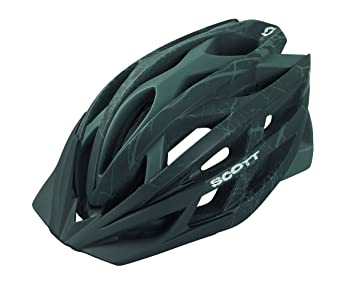 Scott Wit CE Casco, Unisex Adulto, Negro/Gris Mate, S