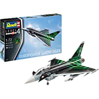 Revell-Eurofighter Ghost Tiger, Escala 1:72 Kit de Modelos