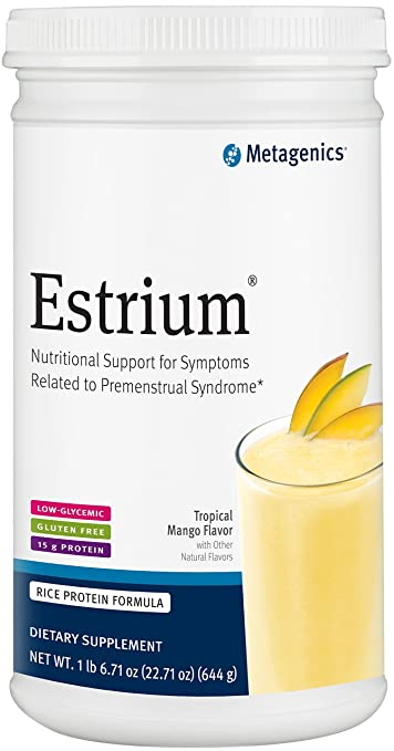 Metagenics - Estrium, Tropical Mango Flavor, 22.71 oz