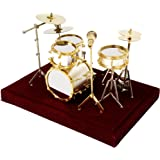 SUNRISE SOUND HOUSE サンライズサウンドハウス ミニチュア楽器 ドラムセット 1/14