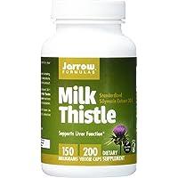 Thuốc bổ gan Milk Thistle từ hãng Jarrow Formulas
