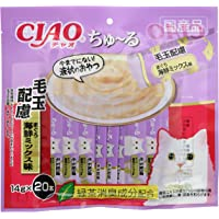 Ciao Seafood Mix Recipe for Hairball (20Pcs/Pack) (SC-261)