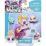 My Little Pony Movie Baby Seapony Sun Twist