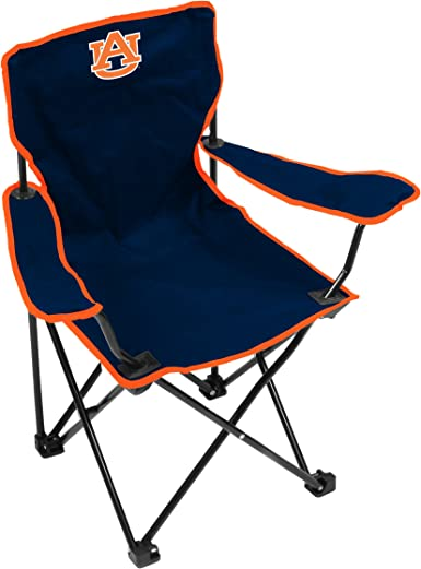 Logo Brands NCAA Auburn Tigers Youth Chair