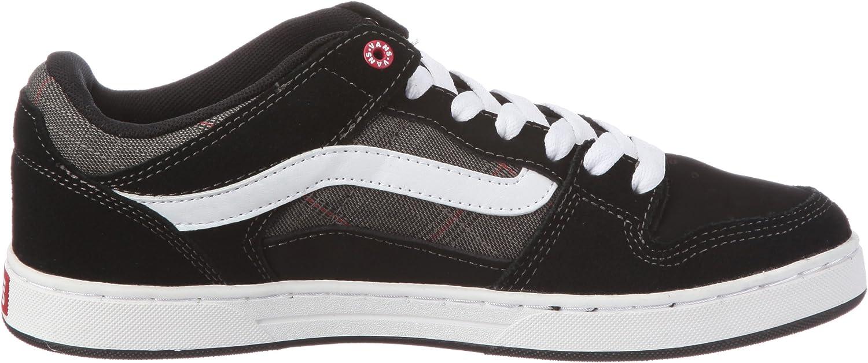 Vans Herren M Baxter (PLD) bkchilipp Sneaker, Schwarz