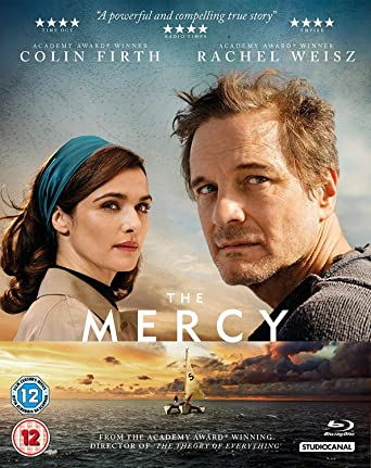 The Mercy Dvd 2018 Amazoncouk Colin Firth Rachel Weisz