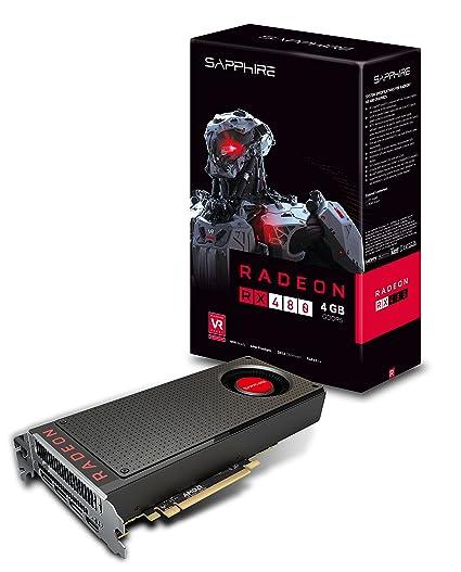 Sapphire Radeon RX 480 4 GB GDDR5 HDMI/Triple DP (UEFI) PCI ...
