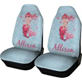 Mermaid Car Seat Covers (Set of Two) (Personalized)