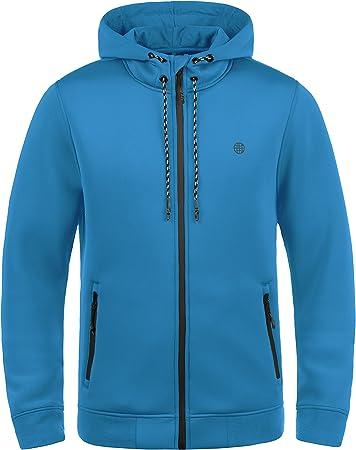 Detalles: chaqueta con capucha de fabricación de calidad, material suave y agradable al tacto, bolsi