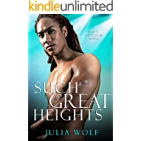 Such Great Heights: A Rock Star Romance (Blue is the Color Book 3) book cover