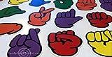 ASL American Sign Language Fingerspelling