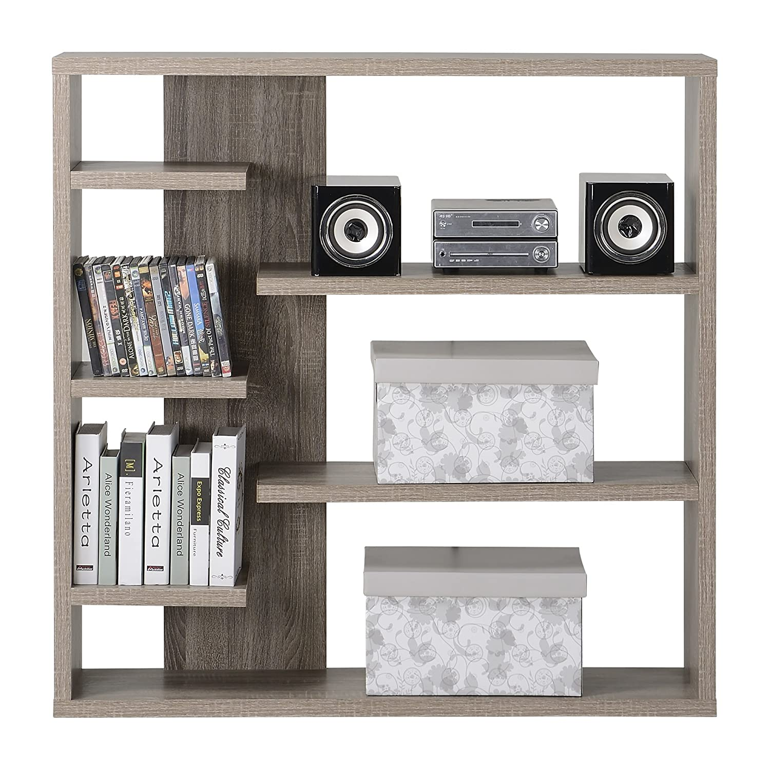 products storage stand tier rack black contemporary walnut two wine frame bookcase display organizer metal units wood bookcases
