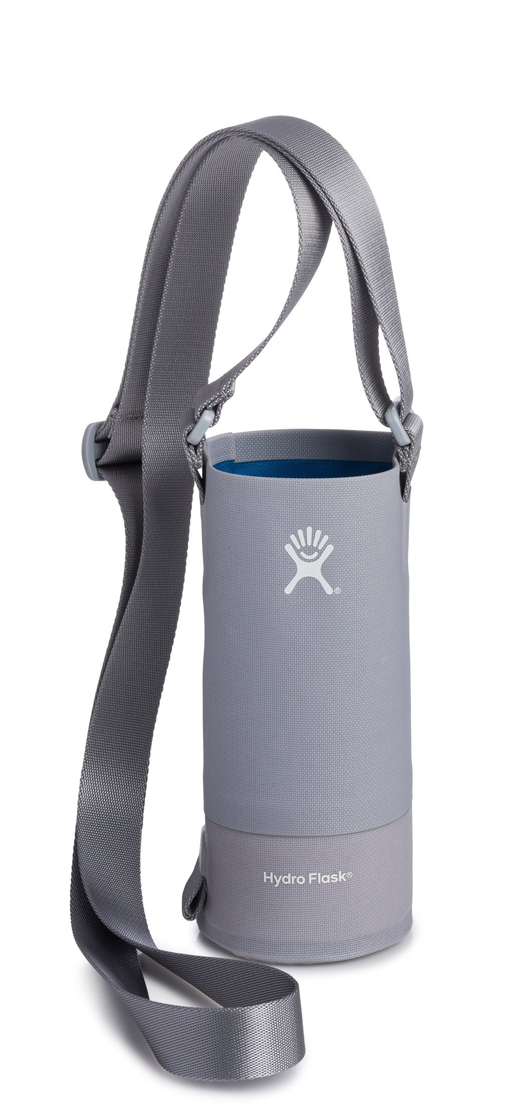 Hydro Flask Small Soft Sided Nylon Tag Along Water Bottle Sling with Pockets, Mist (Fits 12 oz, 18 oz, 21 oz, and 24 oz Bottles)