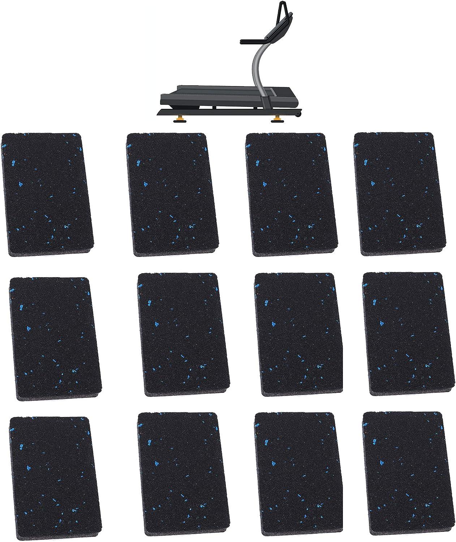 AR-PRO Equipment Mat 4.7 x 3.2 x 0.6 Pads 12 Pack