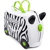 Trunki Zebra Zimba Ride On Suitcase