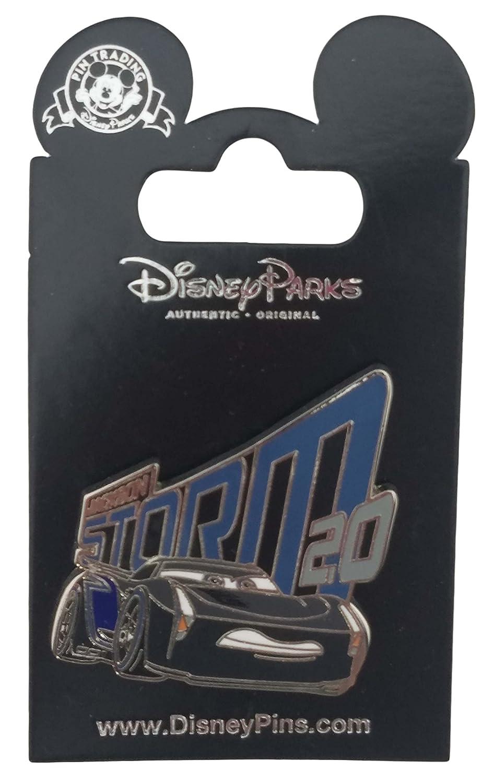 Disney Pin - Pixar Cars 3 - Jackson Storm 2.0
