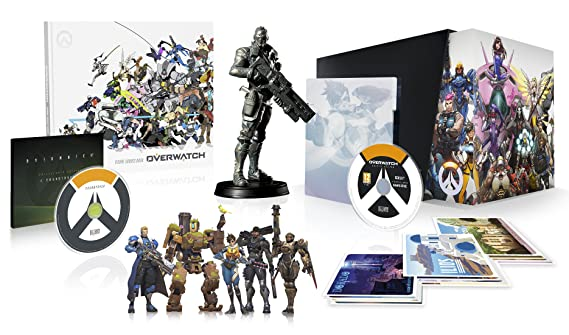 Overwatch Collectors Edition PC Amazoncouk Video Games