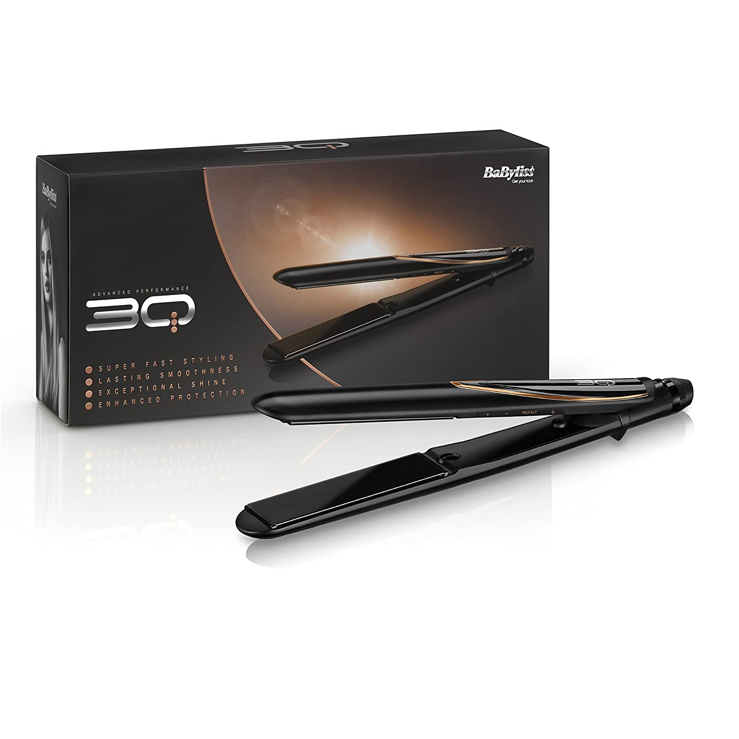 BaByliss 3Q Ultimate Performance Straightener