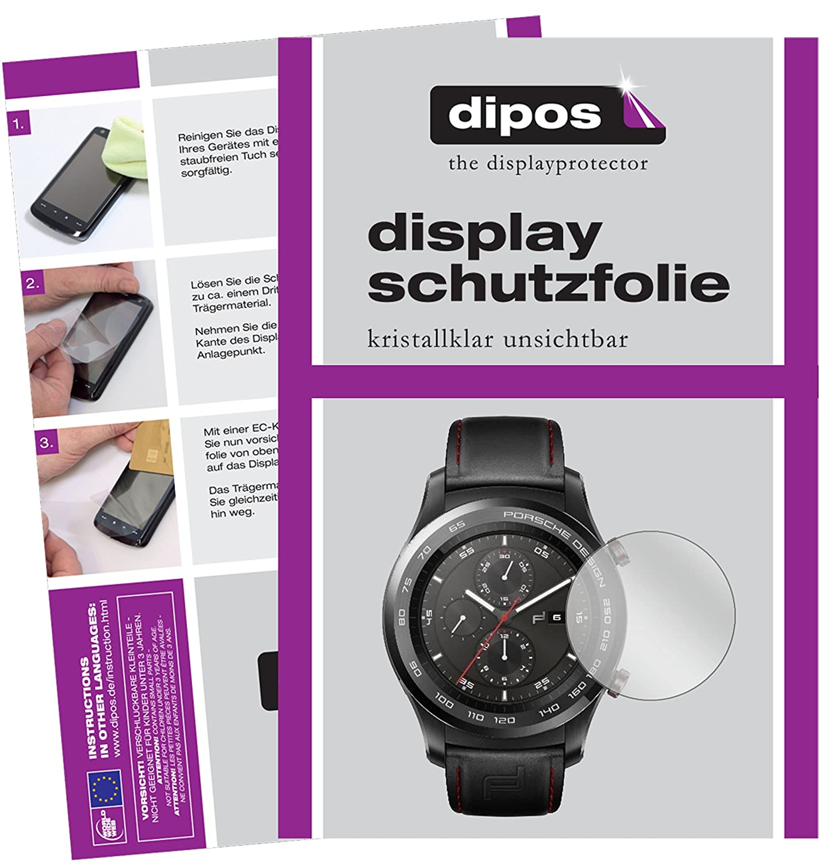 dipos I 6X Protector de Pantalla Compatible con Huawei Original ...