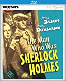 The Man Who Was Sherlock Holmes [Blu-ray]