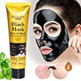 Best blackhead remover mask- Essy beauty-cleansing peel off mask collagen & Charcoal Mask (120g)
