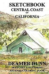 Sketchbook: Central Coast Paperback