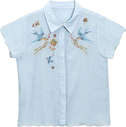 next Niñas Blusa Decorada Top Ropa Camisa 16 años: Amazon.es: Ropa y accesorios