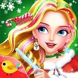 Christmas Hair Salon