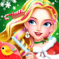 Christmas Hair Salon