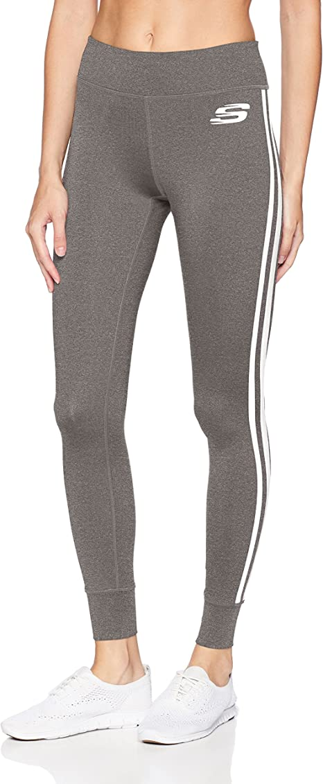 Skechers Womens Double Stripe Legging
