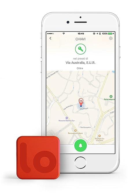 80 opinioni per Filo Portachiavi Bluetooth Ritrova Chiavi- MADE IN ITALY- Key Finder Localizza