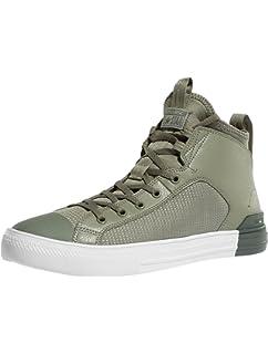 Ctas Ultra Mid, Sneaker a Collo Alto Unisex-Adulto, Beige (Pale Grey/Black/White 081), 42 EU Converse