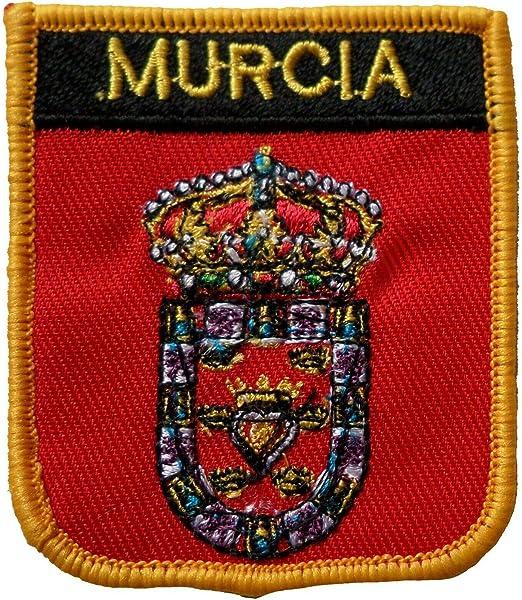 Parche Bordado con Escudo de Murcia España de 1000 Banderas ...