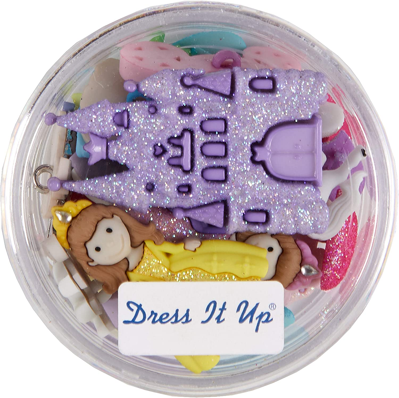 Buttons Jesse James Dress It Up Disney The Little Mermaid  Dress It Up NEW