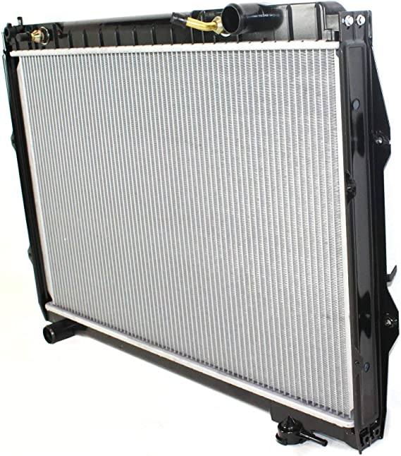 Aluminum Radiator For 1993-1998 Toyota T100 With Transmission Cooler 164100W051