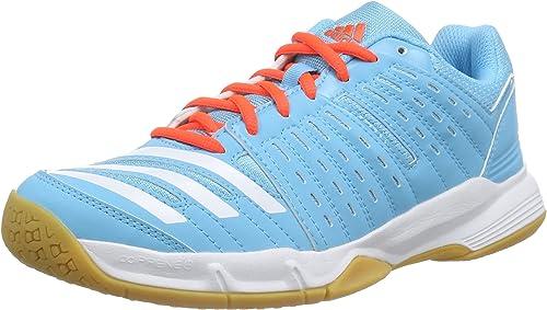 offre spéciale Adidas Hommes Handball Chaussure Essence Bleu