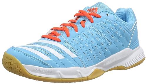 adidas Essence 12 W, Zapatillas de Balonmano para Mujer, Azul/(Ciabri/Ftwbla/Rojsol) 000, 42 EU: Amazon.es: Zapatos y complementos