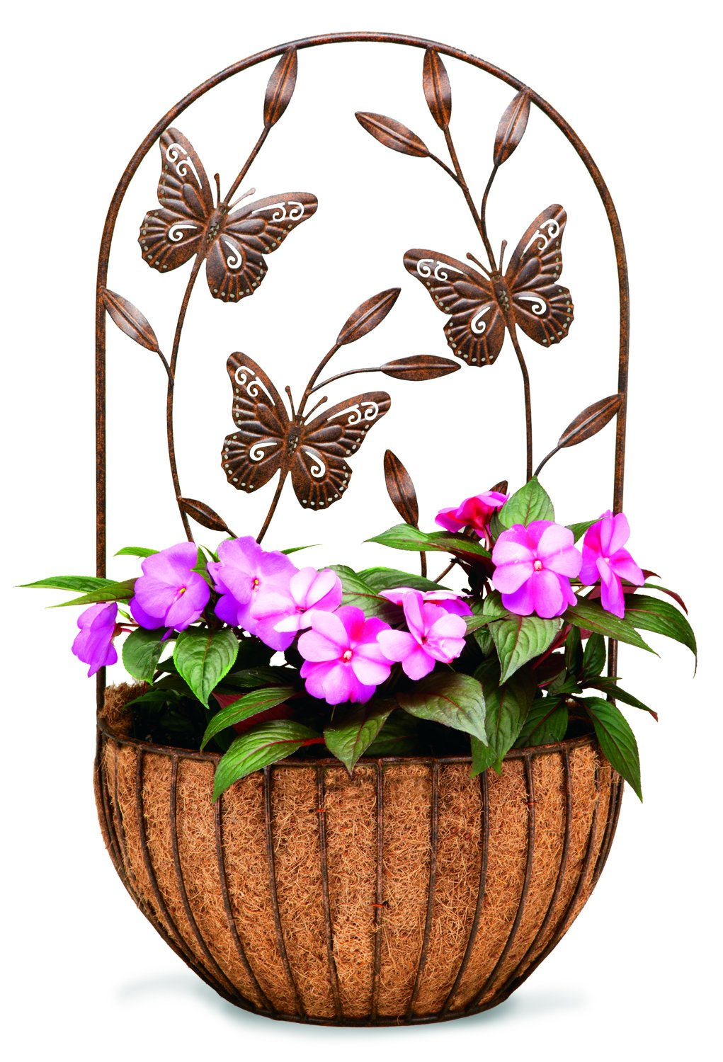 Amazon Com Deer Park Ironworks Wb146 Park Ironworks Butterfly Wall