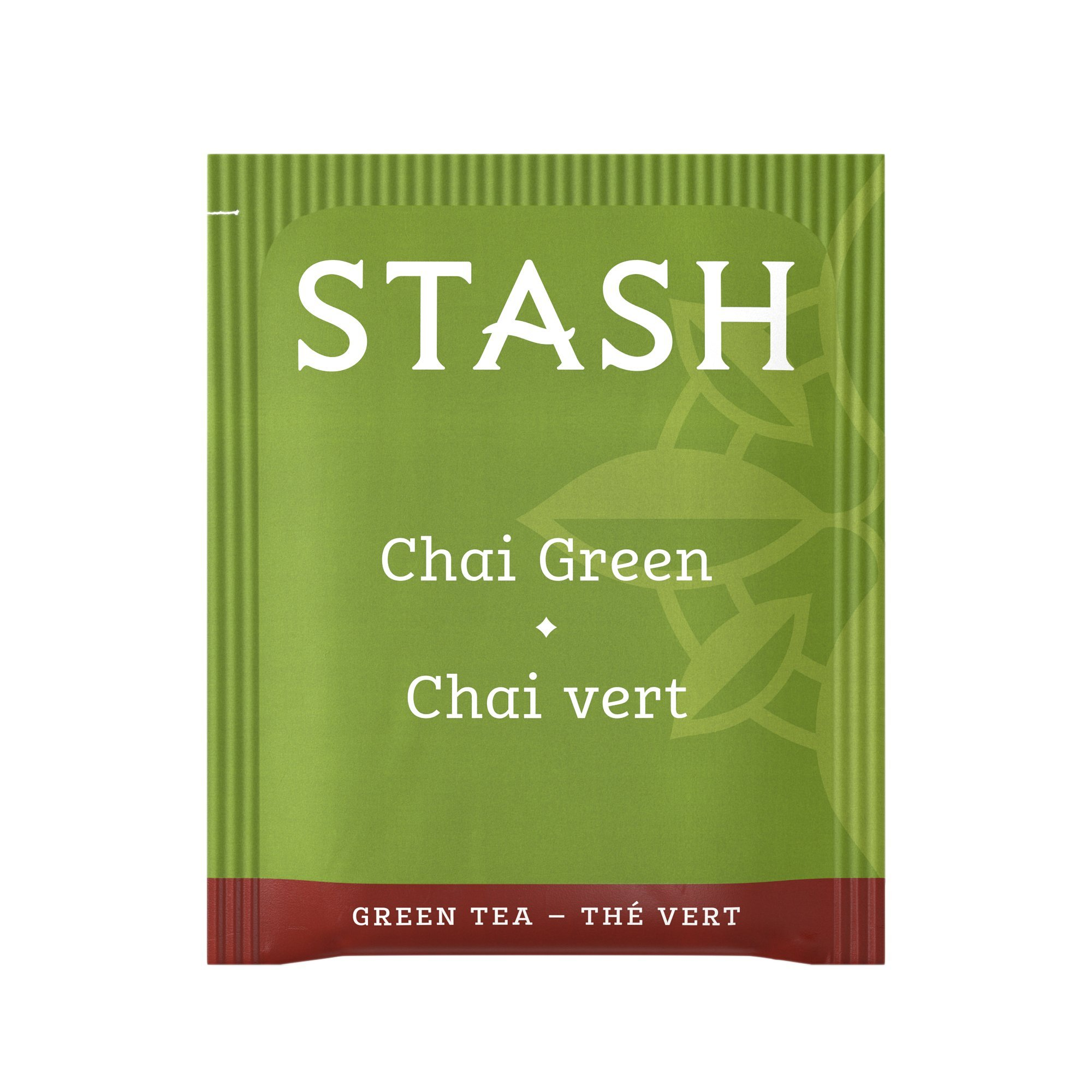 Stash Tea Green Chai Tea 1000 Count Tea Bags in Foil  Individual Spiced Green Tea Bags for Use in Teapots Mugs or Teacups, Brew Hot Tea or Iced Tea, Add Milk for Chai Latte by Stash Tea (Image #3)