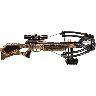Barnett Ghost 350 CRT Crossbow Package review