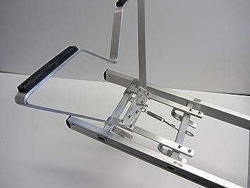 BWT - Escalera con soporte en forma de V para esquinas: Amazon.es: Bricolaje y herramientas
