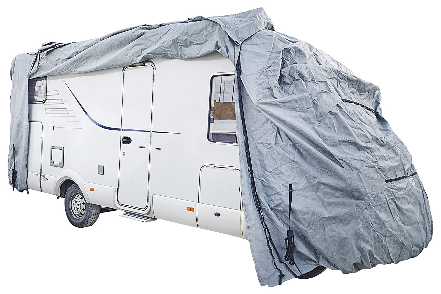 SUMEX Motorhome Cover Fits Breathable Water Resistant 6.5-7 m COVDH70