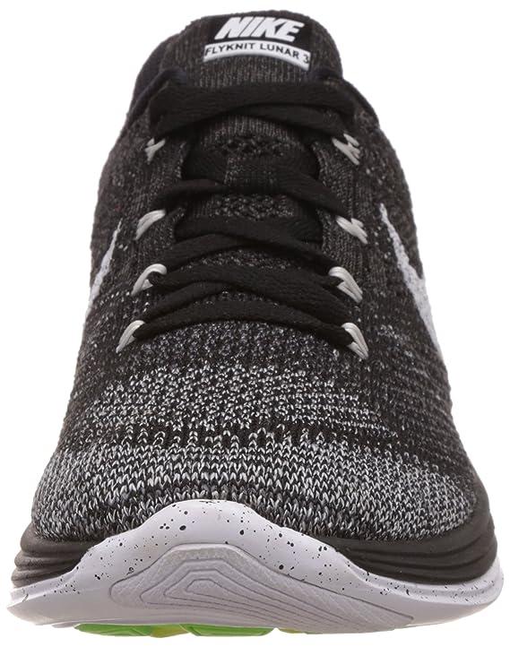 brand new 722e9 a451f Amazon.com  Nike Women s Flyknit Lunar3 Running Shoe  Nike  Shoes