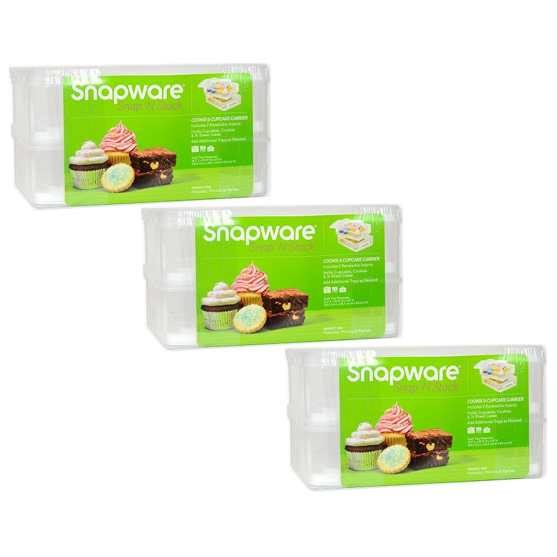 Snapware 1098736 10 X 14 Cupcake Keeper Snapware Corporation