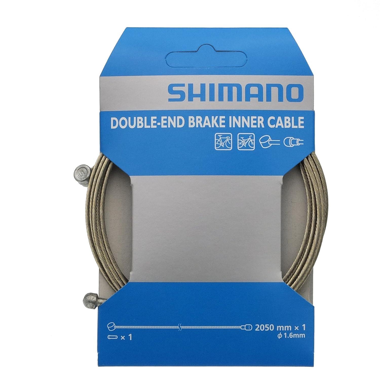 Shimano Bremszug MTB/Road Stahl 2050 mm Y80098410
