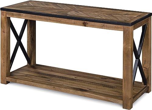Magnussen Penderton Wood Rectangular Sofa Table