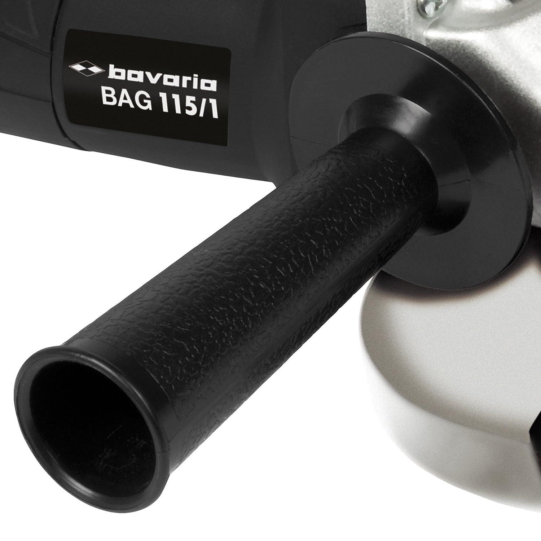 Bavaria BAG 115//1 Smerigliatrice Angolare 220 V