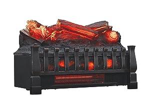 Duraflame Electric DFI030ARU Infrared Quartz Set Heater