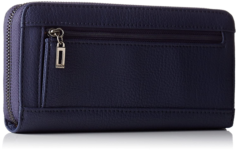 Guess - Swvn6778460, Bolsos bandolera Mujer, Blu (Navy), 2x10x21 cm (W x H L): Amazon.es: Zapatos y complementos